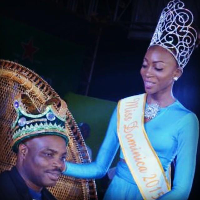 De Karessah 2015 Dominica Calypso King