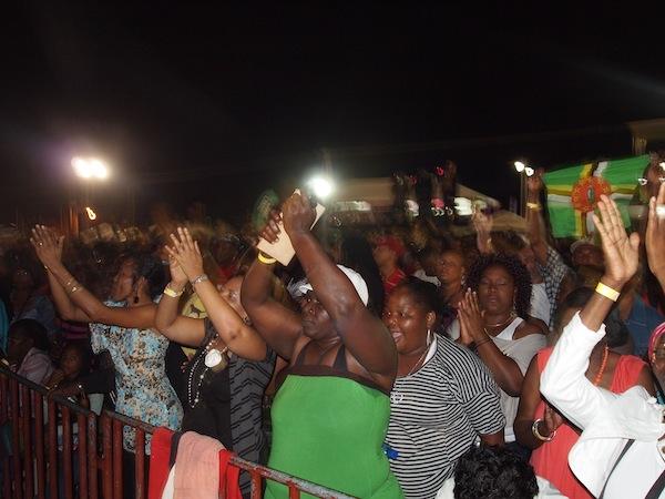 Dominica Calypso Final 2012