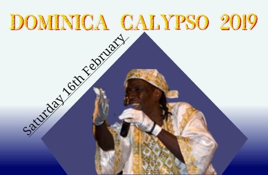 Dominica calypso 2019